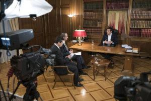 Τσίπρας: Στάση ευθύνης μετά την παραδοχή για λάθη και αυταπάτες