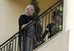 Στο νοσοκομείο ξανά ο Άκης Τσοχατζόπουλος
