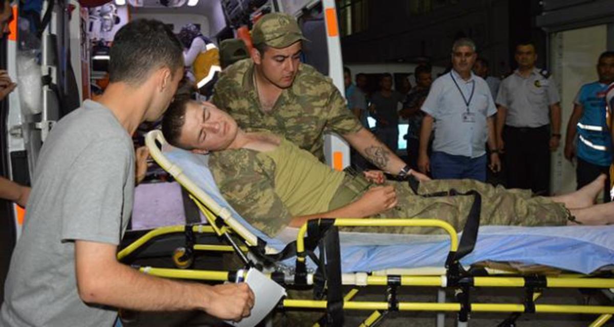 Δηλητηρίασαν ολόκληρη τουρκική ταξιαρχία! [pic,vid] | Newsit.gr