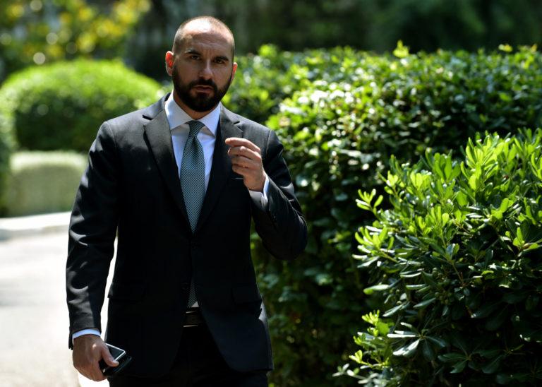 Τζανακόπουλος… για όλα! Συμφωνία, ΝΔ και… γραβάτα Καμμένου | Newsit.gr