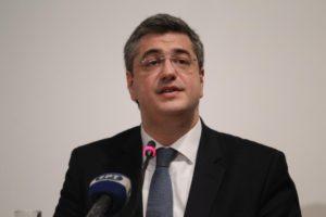 Τζιτζικώστας: «Απαράδεκτη η λειτουργία 38 σταθμών διοδίων στο μεγαλύτερο οδικό άξονα της Βόρειας Ελλάδας»