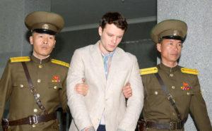 Πέθανε ο Αμερικανός φοιτητής που κρατούνταν φυλακισμένος στη Βόρεια Κορέα