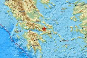 Σεισμός: Αναστατώθηκε η Αθήνα από την δόνηση στη Θήβα
