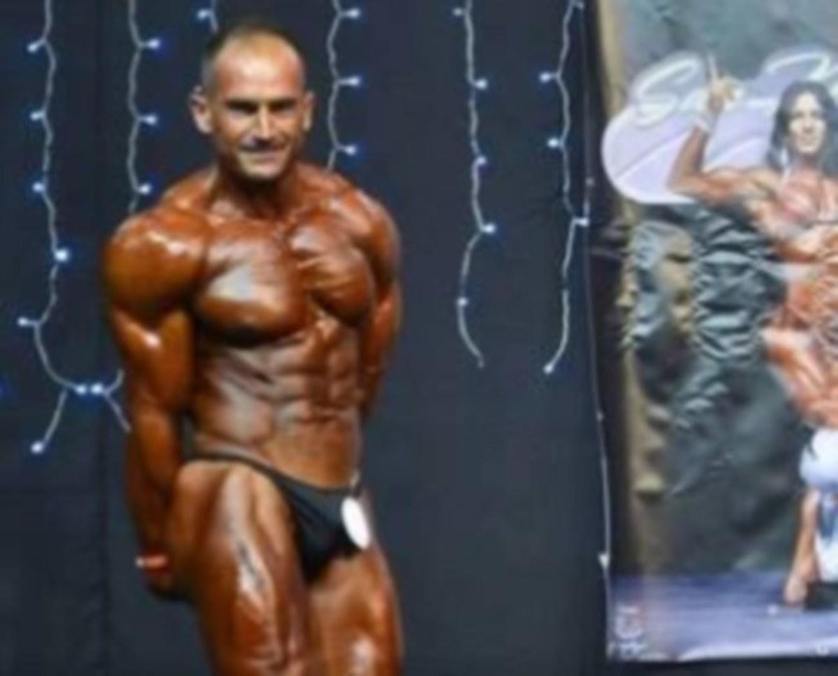 Τρίκαλα: Αυτός είναι ο αστυνομικός που σάρωσε σε διαγωνισμό Body Building [pics]