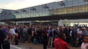 Πανικός στις Βρυξέλλες από black out στο αεροδρόμιο