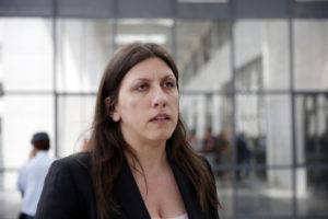 Η ανάρτηση της Έλενας Ακρίτα για Γλέζο και Κωνσταντοπούλου