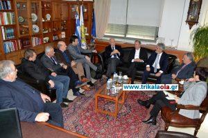 Τρίκαλα: Βουλευτής του ΣΥΡΙΖΑ έκανε παράπονα στον Δημήτρη Παπαδημητρίου για τους αγρότες [vid]