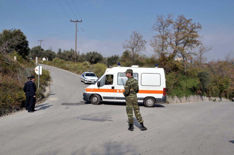 Στρατιώτης αυτοπυροβολήθηκε στη σκοπιά   Newsit.gr