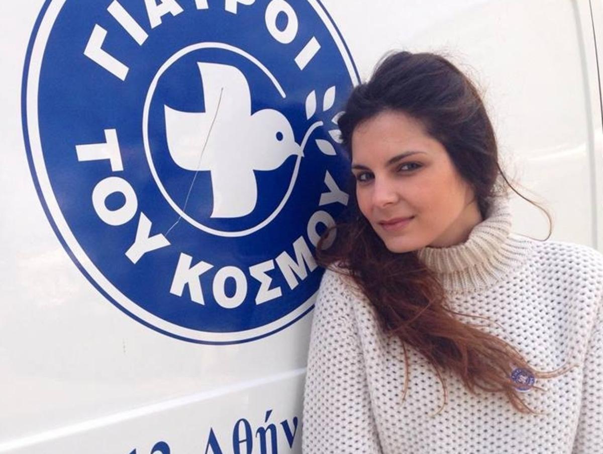 Κεφαλονιά  Η φοιτήτρια από την Κρήτη που συγκίνησε τους σεισμοπαθείς –  Φωτό!  85d336b3e99