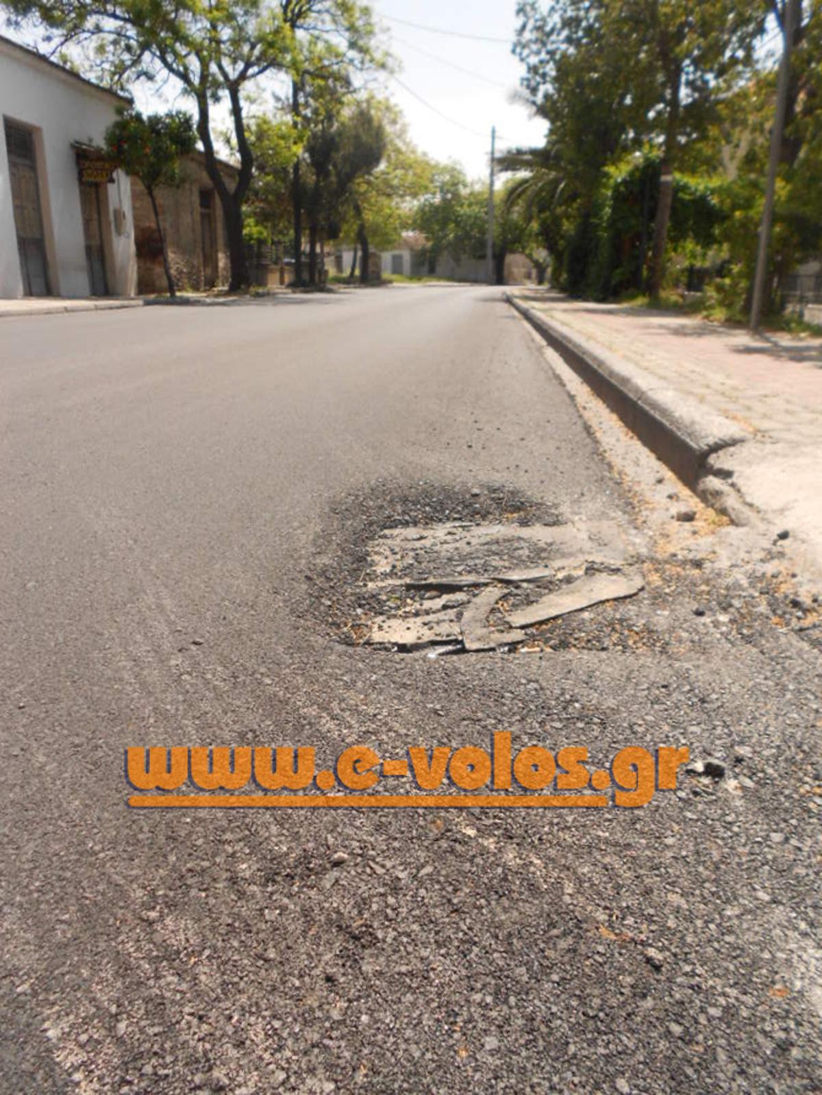 Μαγνησία: Τα έργα έκαναν τους δρόμους χειρότερους – Δείτε φωτογραφίες! | Newsit.gr