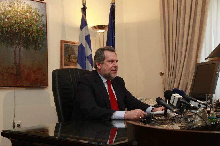 Και επισήμως υποψήφιος ο Παπουτσής – Θέλει εκλογή από τη βάση | Newsit.gr