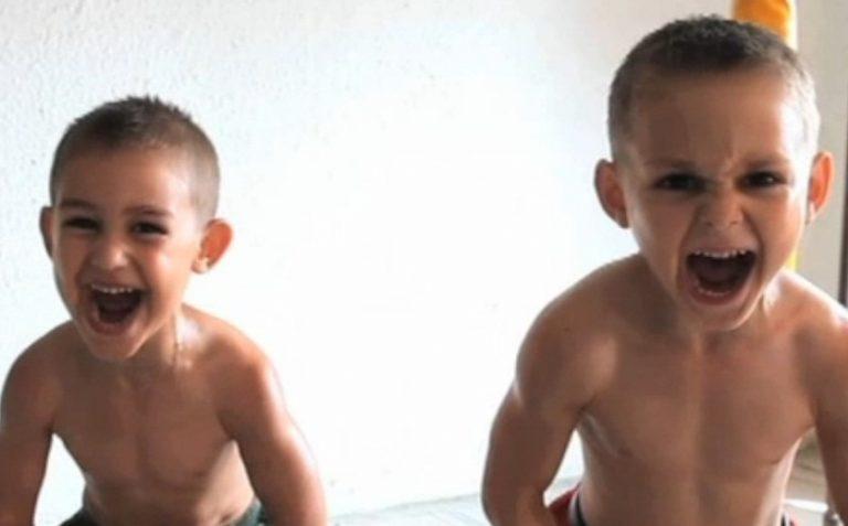 Τα πιο δυνατά παιδιά του κόσμου – Δείτε ΒΙΝΤΕΟ | Newsit.gr