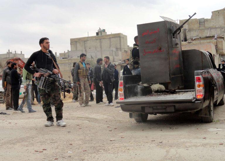 Συρία: Κι άλλο αίμα αμάχων στη Χομς | Newsit.gr