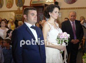 Πύργος: Γαμπρός και νύφη τους »κούφαναν» – Γάμος γεμάτος εκπλήξεις και εικόνες που λίγοι περίμεναν [pics, vid]