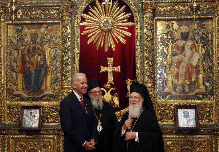 Το θέμα της Θεολογικής Σχολής της Χάλκης συζήτησαν Μπάιντεν- Βαρθολομαίος | Newsit.gr