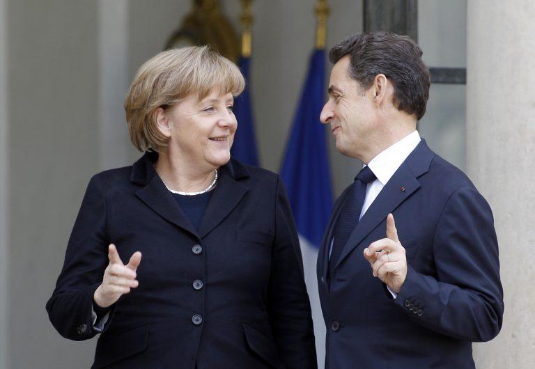 Νέα συνάντηση Μέρκελ – Σαρκοζί τη Δευτέρα | Newsit.gr