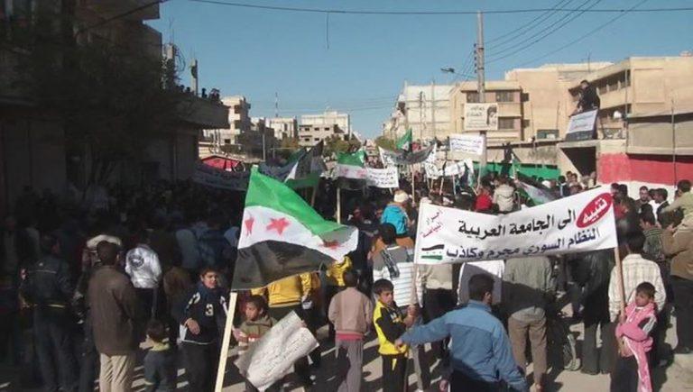 Νέο τελεσίγραφο στη Συρία απο τον Αραβικό Σύνδεσμο | Newsit.gr
