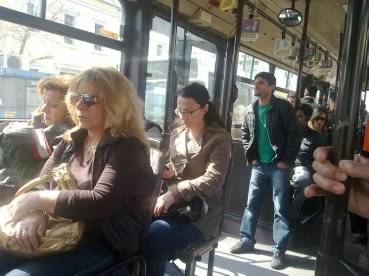 Ελεγκτές με laptop στις αστικές συγκοινωνίες για την πάταξη της εισιτηριο-διαφυγής – Δεν είδαμε ούτε έναν! | Newsit.gr