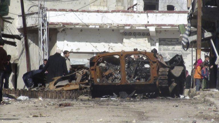 Σφαγή στη Συρία – Πάνω απο 250 νεκροί | Newsit.gr
