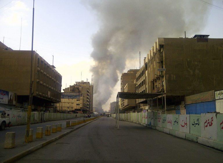 Μπαράζ βομβιστικών επιθέσεων στη Βαγδάτη – 21 νεκροί | Newsit.gr