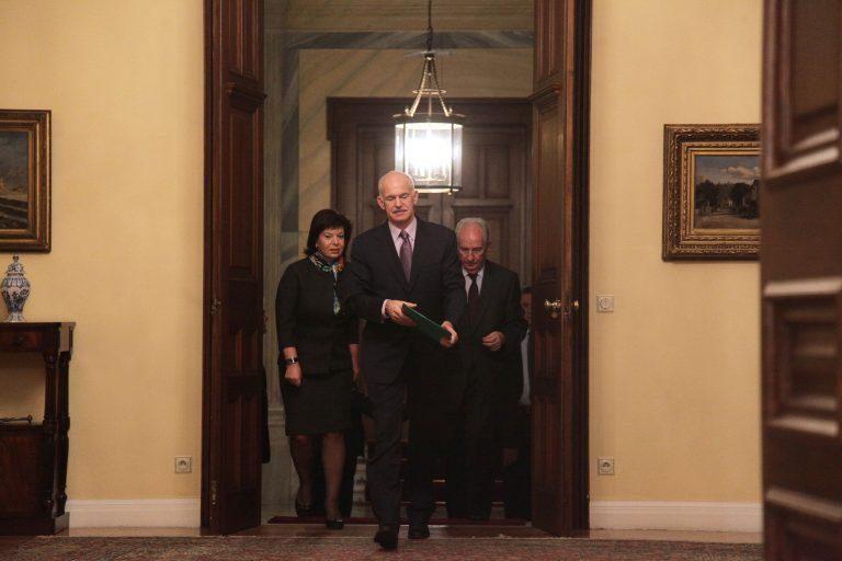 Το κρυφό σχέδιο του Γιώργου – Κυβέρνηση συνεργασίας και μετά τις εκλογές; | Newsit.gr