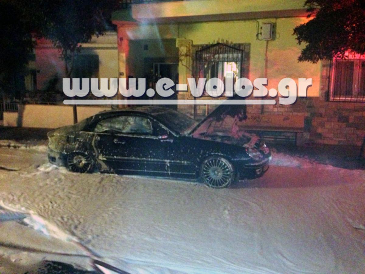 Βόλος: Ο εμπρησμός που ξύπνησε μια γειτονιά στις 03.00 τα ξημερώματα – Φωτό και βίντεο! | Newsit.gr