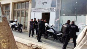 Ηράκλειο: Συνελήφθη ο εκπρόσωπος εργοδότη που χαστούκισε συνδικαλίστρια!
