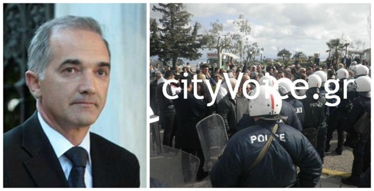 Μεσολόγγι: Η απάντηση του Σαλμά για τα επεισόδια – »Δεν περίμεναν τον δήμαρχο με κοντάρια» | Newsit.gr