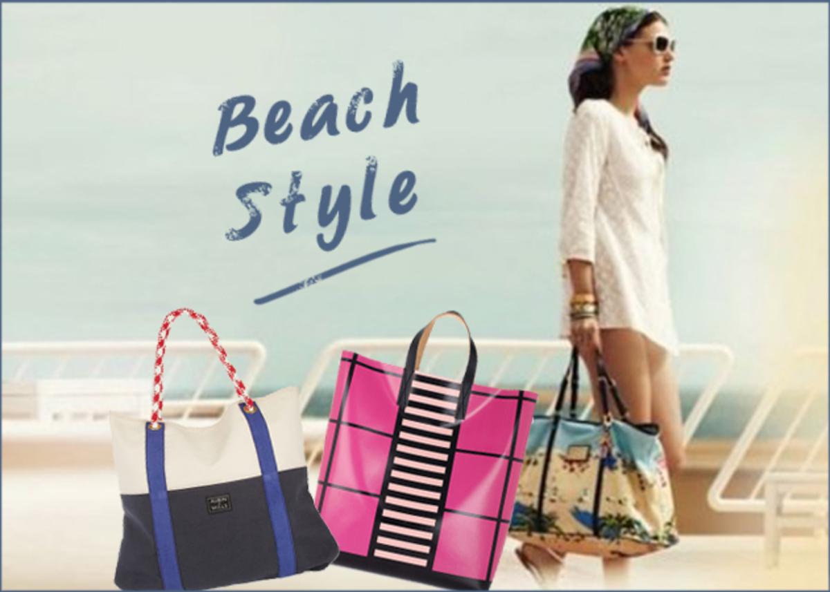 10 τσάντες που αξίζει να πάρεις μαζί σου στην παραλία …και να τις γεμίσεις με στιλ! | Newsit.gr