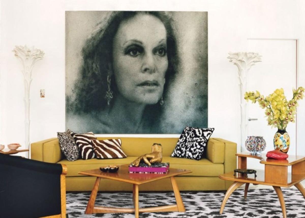 Το σπίτι της Diane von Furstenberg! | Newsit.gr