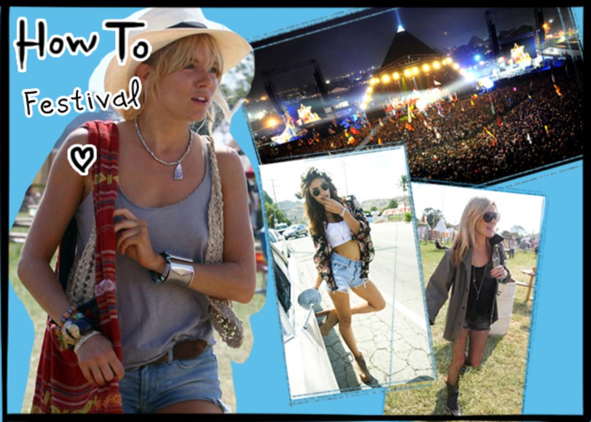 Festival look! Τι να φορέσω σε μία συναυλία; Ποιες είναι οι παγίδες; | Newsit.gr