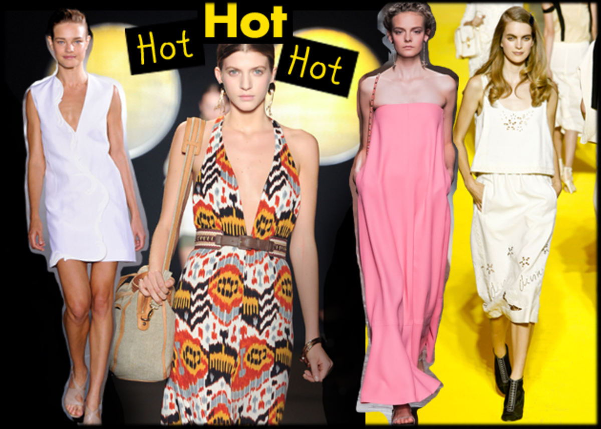 How to stay chic in the heat: Καύσωνας! Τι να φορέσεις όταν η θερμοκρασία ανεβαίνει… | Newsit.gr