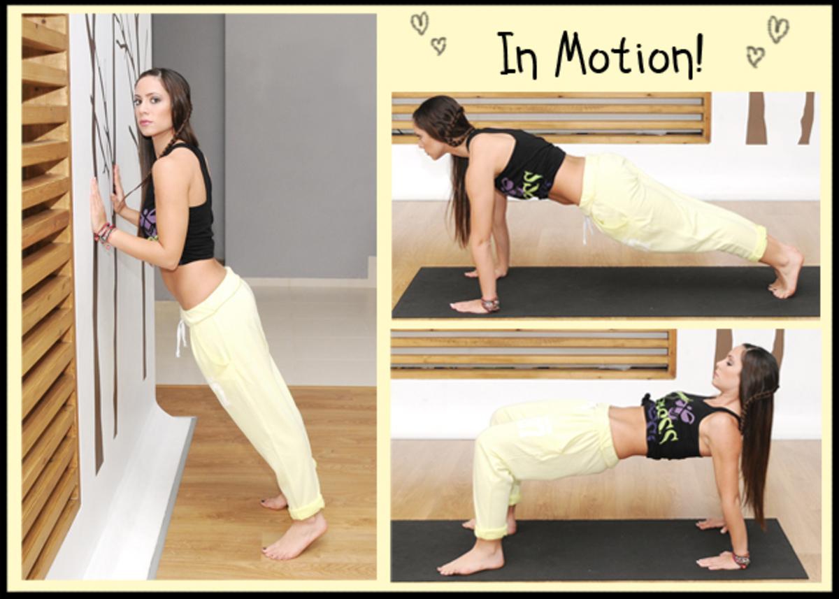 Pilates για sexy χέρια! Ασκήσεις από τη Μάντη Περσάκη για να διώξεις τα αντιαισθητικά μπρατσάκια… | Newsit.gr