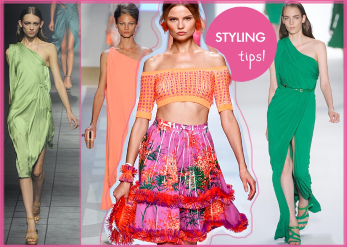 Πώς να φορέσεις τα χρώματα της νέας σεζόν και πως να τα συνδυάσεις…   Newsit.gr