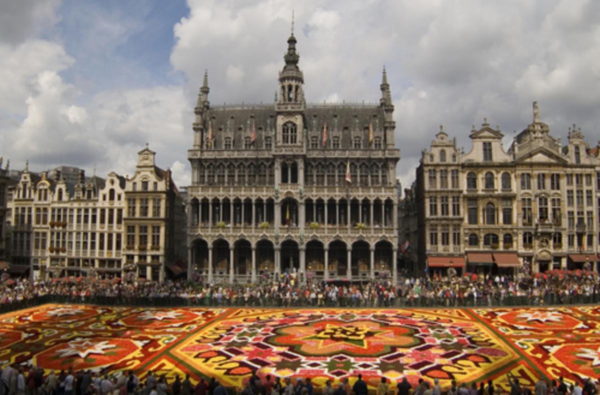 Βρυξέλλες! Το κέντρο της Ευρώπης… | Newsit.gr
