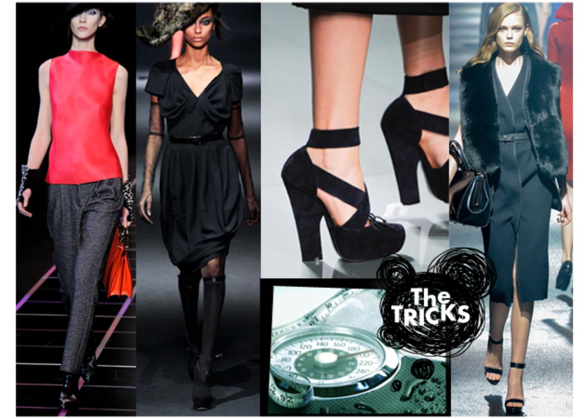 25 Fashion Tips που θα σε κάνουν να δείχνεις πιο αδύνατη! | Newsit.gr