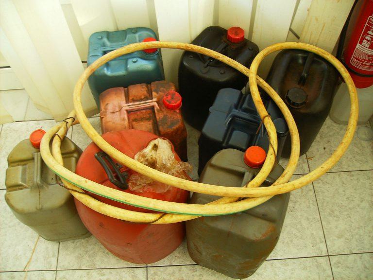 Κρήτη: Έκλεψαν 12 τόνους πετρελαίου! | Newsit.gr