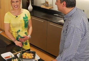 Από τα γήπεδα… στην κουζίνα!