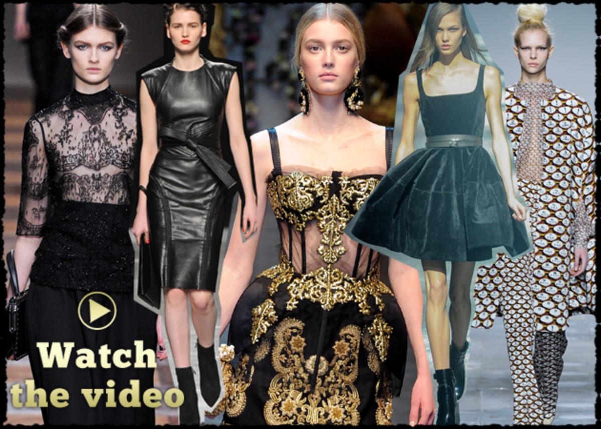 Πως να φορέσεις στο ρεβεγιόν τις πιο hot τάσεις της μόδας! | Newsit.gr