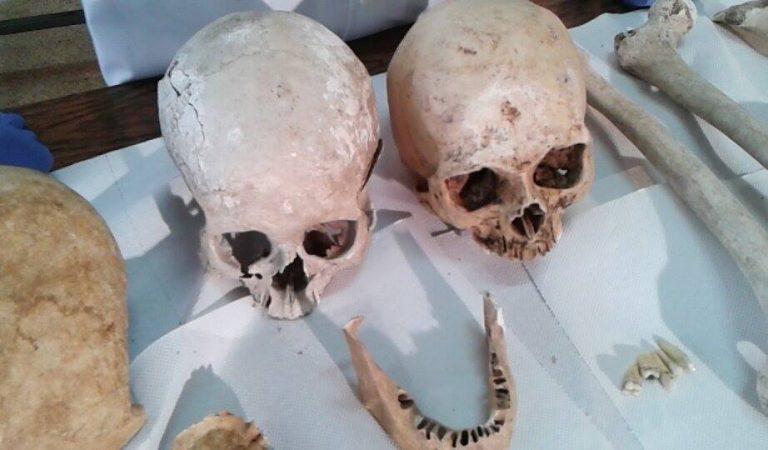 Το μυστήριο του σκελετού της Αμφίπολης | Newsit.gr