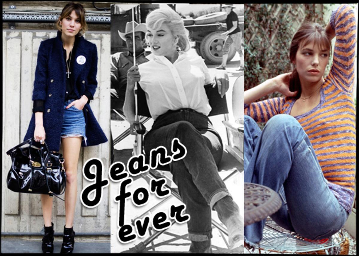 Tα 10 Jean Idols που άφησαν το σημάδι τους στη μόδα και στο χρόνο! | Newsit.gr