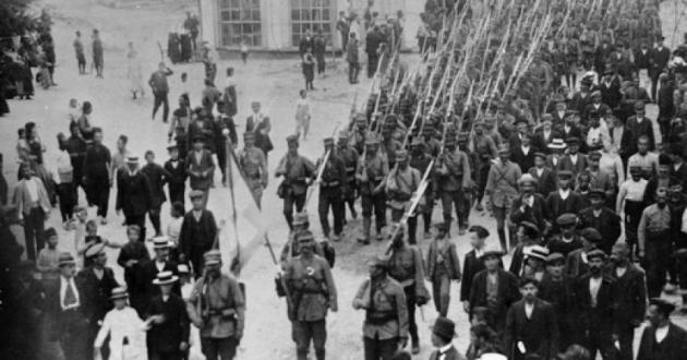 26.000 Τούρκοι παραδίνονται στους Έλληνες – Πως έγινε η Απελευθέρωση της Θεσσαλονίκης | Newsit.gr