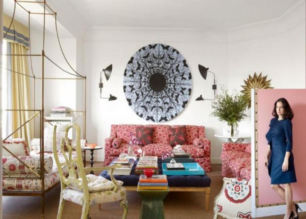 Δες το πολύχρωμο σπίτι της Carolina Herrera Baez! | Newsit.gr