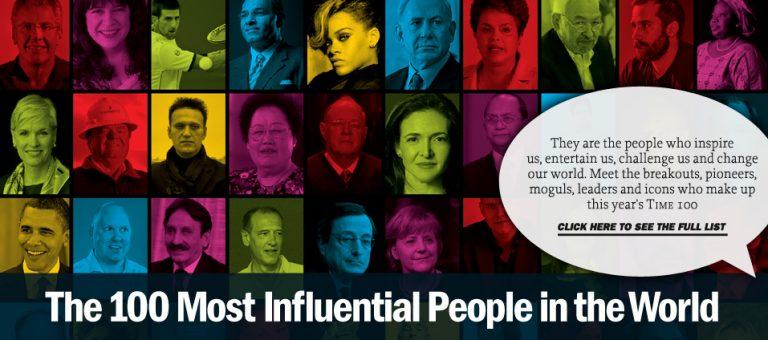Οι 100 άνθρωποι με τη μεγαλύτερη επιρροή στον πλανήτη | Newsit.gr