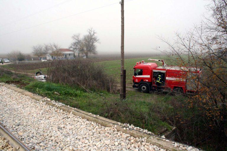 Ηράκλειο: Πυροσβέστης παγιδεύτηκε στο όχημα της Υπηρεσίας | Newsit.gr