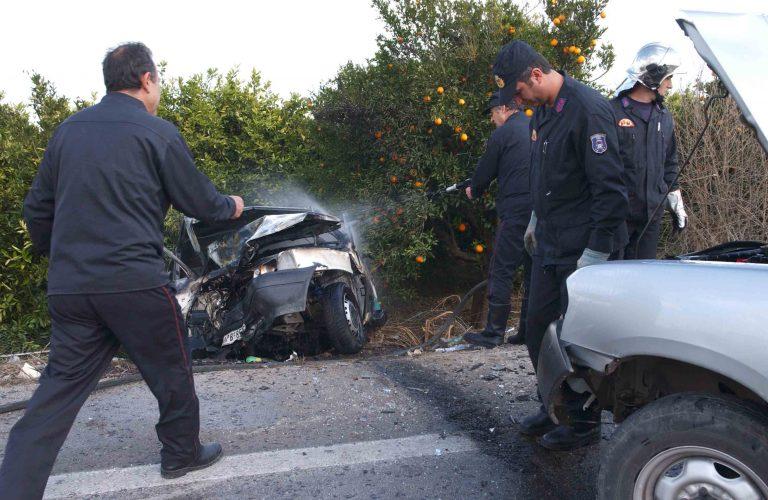 Μετωπική θανάτου στην εθνική οδό Τρίπολης – Σπάρτης | Newsit.gr