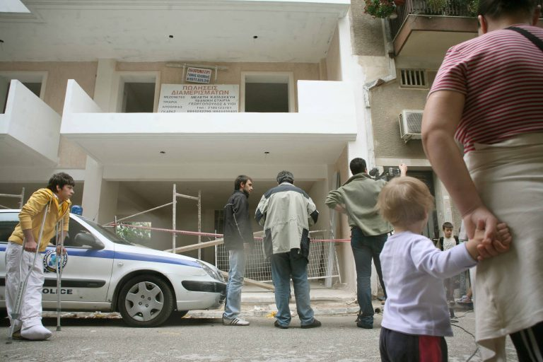 Ηράκλειο: Τραγωδία σε οικοδομή – Αυτοκτόνησε μετά από τηλεφώνημα στην Αλβανία! | Newsit.gr