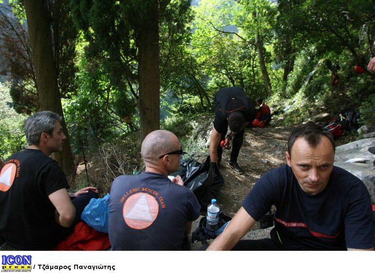 Χανιά: Τραυματίστηκε σε φαράγγι τουρίστρια από την Βρετανία! | Newsit.gr
