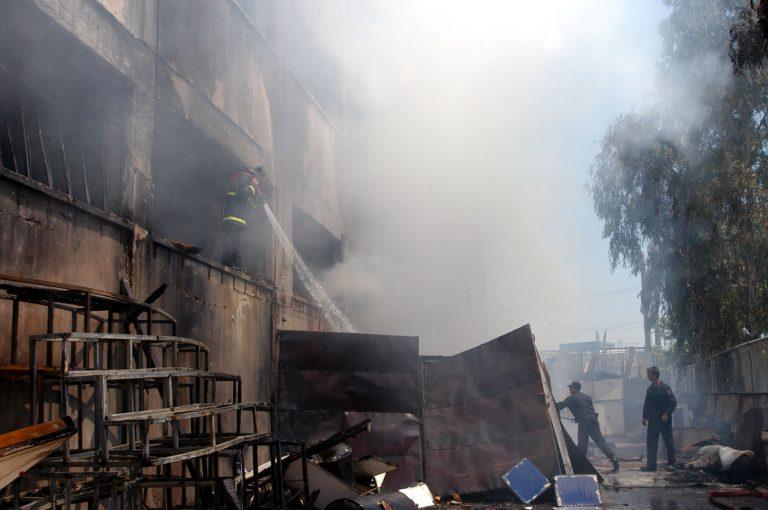 Ξάνθη: Τραγωδία σε εργαστήριο-Εργαζόμενος κάηκε ζωντανός! | Newsit.gr