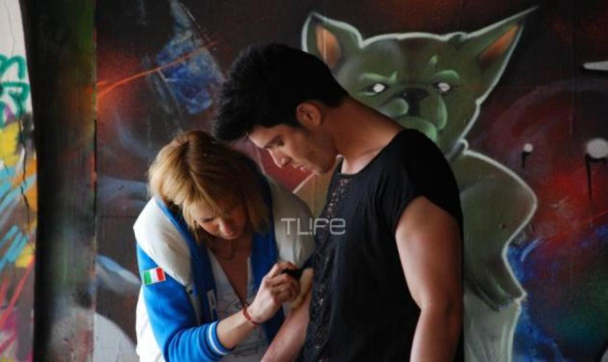 Το TLIFE στα γυρίσματα του νέου clip του Θ. Ιωαννίδη! Δες backstage φωτογραφίες | Newsit.gr